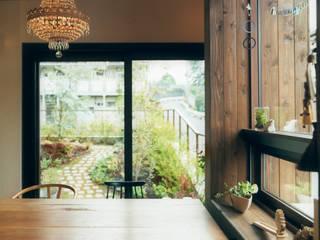 Moderne Esszimmer von gimbalworks Modern