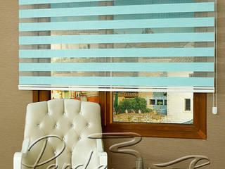 Perde Sepeti – Bamboo Serisi Zebra Perdeler: modern tarz , Modern