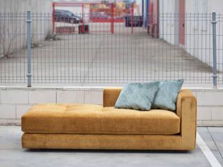 canapé sur mesure Lisboa:  de style  par Desmedido canapés sur mesure