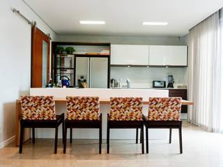 Cocinas de estilo rústico de ArchDesign STUDIO