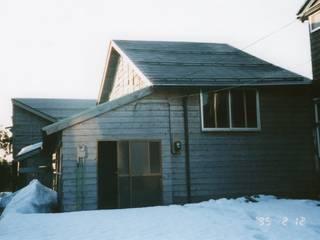蔵囲い小屋 Before: 歌代建築設計工房が手掛けたです。