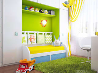 Modern Kid's Room by izooom Modern