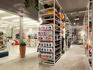PUUR interieurarchitecten Commercial Spaces