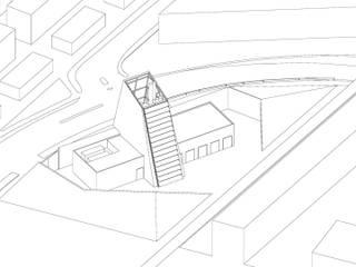 Isometrie:   von Bohn Architekten GbR