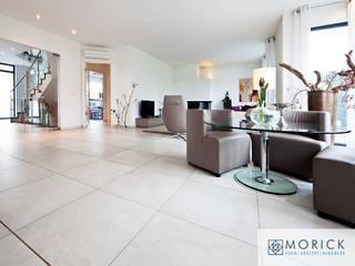 Haus Wagner Franz Morick GmbH Moderne Wohnzimmer
