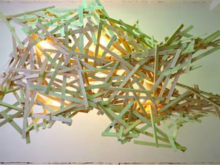 Natureiscremerei Berlin: modern  von SEREIN Konzeptkunst & Mikroarchitektur ,Modern