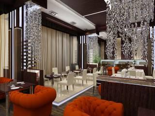 Студия дизайна Натали Хованской Eclectic style walls & floors