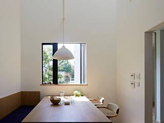 House - KT: 佐々木達郎建築設計事務所が手掛けたダイニングです。