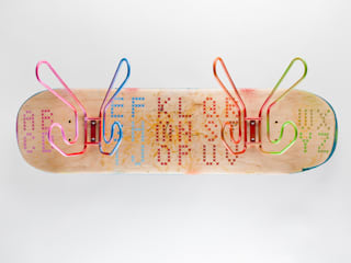2nd Life Deck - Alphabet von Colourform Ausgefallen