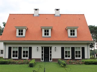 Classic style houses by Arceau Architecten B.V. Classic