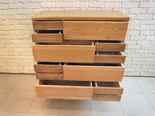 complex steel drawer: Design-namu의 현대 ,모던