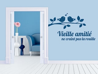Proverbes & Citations par wall-art.fr Éclectique