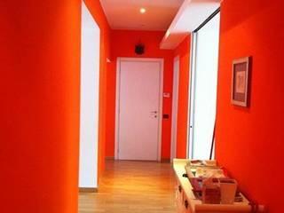 Ristrutturazione via Porro Lambertenghi,  Milano:  in stile  di Impresa Edile Daunesse