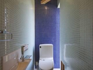 에클레틱 욕실 by 五藤久佳デザインオフィス有限会社 에클레틱 (Eclectic)