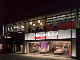 Retail / Buchhandlung Hugendubel Schweinfurt:  Ladenflächen von MatthiasFranz.Innenarchitekten GmbH