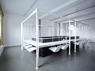 SWING BAR:  Commercial Spaces by Duffy London,