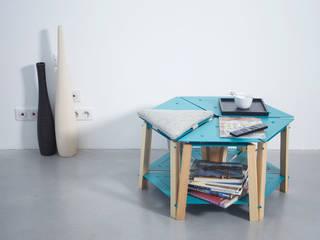 Concept Equilateral par PIERRE FURNEMONT DESIGN STUDIO Moderne