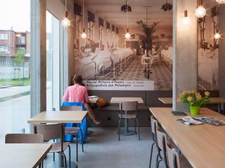 PUUR interieurarchitecten Gastronomie moderne