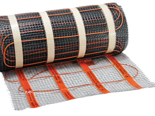 Heat Mat Electric Underfloor Heating : modern Kitchen by Heat Mat Limited