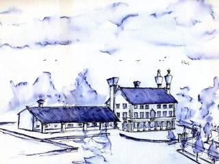 La Villa:  in stile  di Renato Michieli