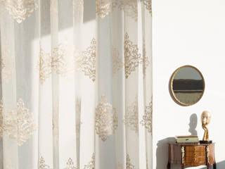 Fuggerhaus Stoff Opulenza Sheer:  Fenster & Tür von Indes Fuggerhaus Textil GmbH