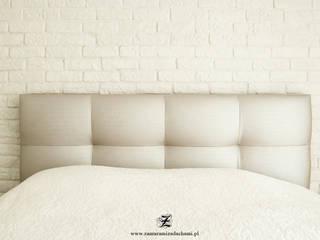 Kamar Tidur Modern Oleh Za murami za dachami Modern