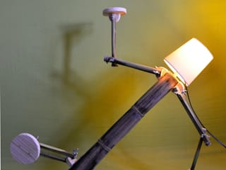 luminaire articulé:  de style  par Hugo Baucé