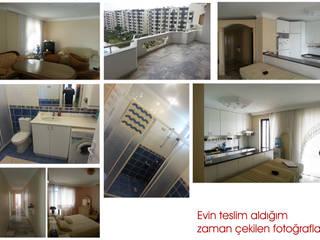 Beyaz Ev - Mersin Çeşmeli Emre Urasoğlu İç Mimarlık Tasarım Ltd.Şti.