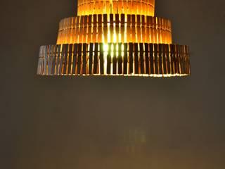 Lampe des pinces à linge par Crea-re Studio Industriel