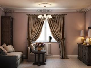 Salon de style  par Marina Sarkisyan, Éclectique