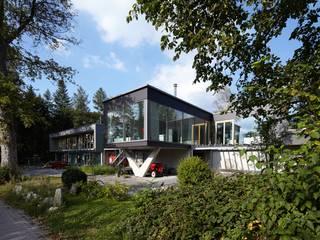 Wohnen mit Unterstützung Moderne Häuser von völse architekten bda Modern