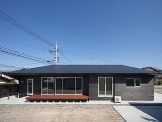 和傘の家: 田村の小さな設計事務所が手掛けた家です。