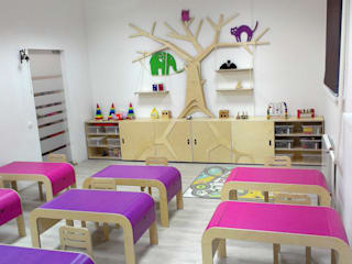 Fineobjects Nursery/kid's room