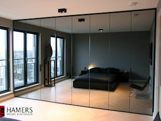 Hamers Meubel & Interieur Modern style bedroom