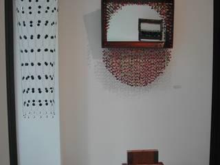 만지는 오브제: Salvia Garden의 현대 ,모던