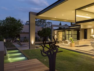 House Sar Nico Van Der Meulen Architects Jardin moderne