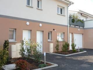 Collectif de 7 logements : CHASSIEU par b2m-architecture