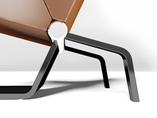 Federico Paternò - designer ห้องนั่งเล่นโซฟาและเก้าอี้นวม
