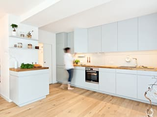 Lukas Palik Fotografie Cocinas de estilo moderno