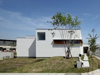 松原建築計画 / Matsubara Architect Design Office:  tarz Evler, İskandinav