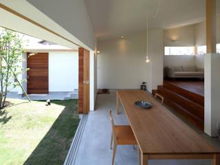 ダイニング 北欧デザインの リビング の 松原建築計画 一級建築士事務所 / Matsubara Architect Design Office 北欧