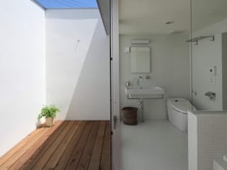 水廻り: 松原建築計画 / Matsubara Architect Design Officeが手掛けた浴室です。