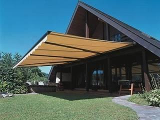 TOLDOS DE GRANDES DIMENSIONES Hoteles de estilo moderno de TOLDOS TOLCIP IBIZA Moderno