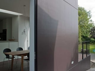 Taptonville Road: minimalistic Houses by HoughtonBudd Architects