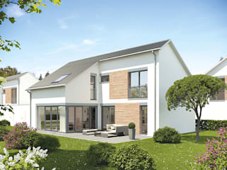 Houses by iHaus, Modern