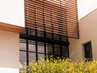 Z HOUSE : Maisons de style  par AP ARCHITECTES