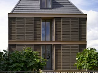 paul seuntjens architectuur en interieur Rumah Gaya Country