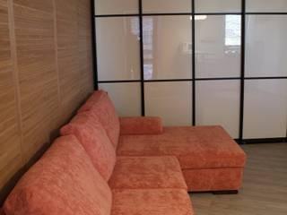 Minimalistische Wohnzimmer von TOPOS Minimalistisch