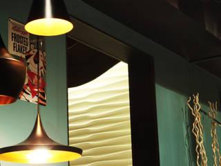 Wände von Apolonov Interiors