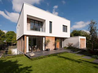Houses by paul seuntjens architectuur en interieur, Modern